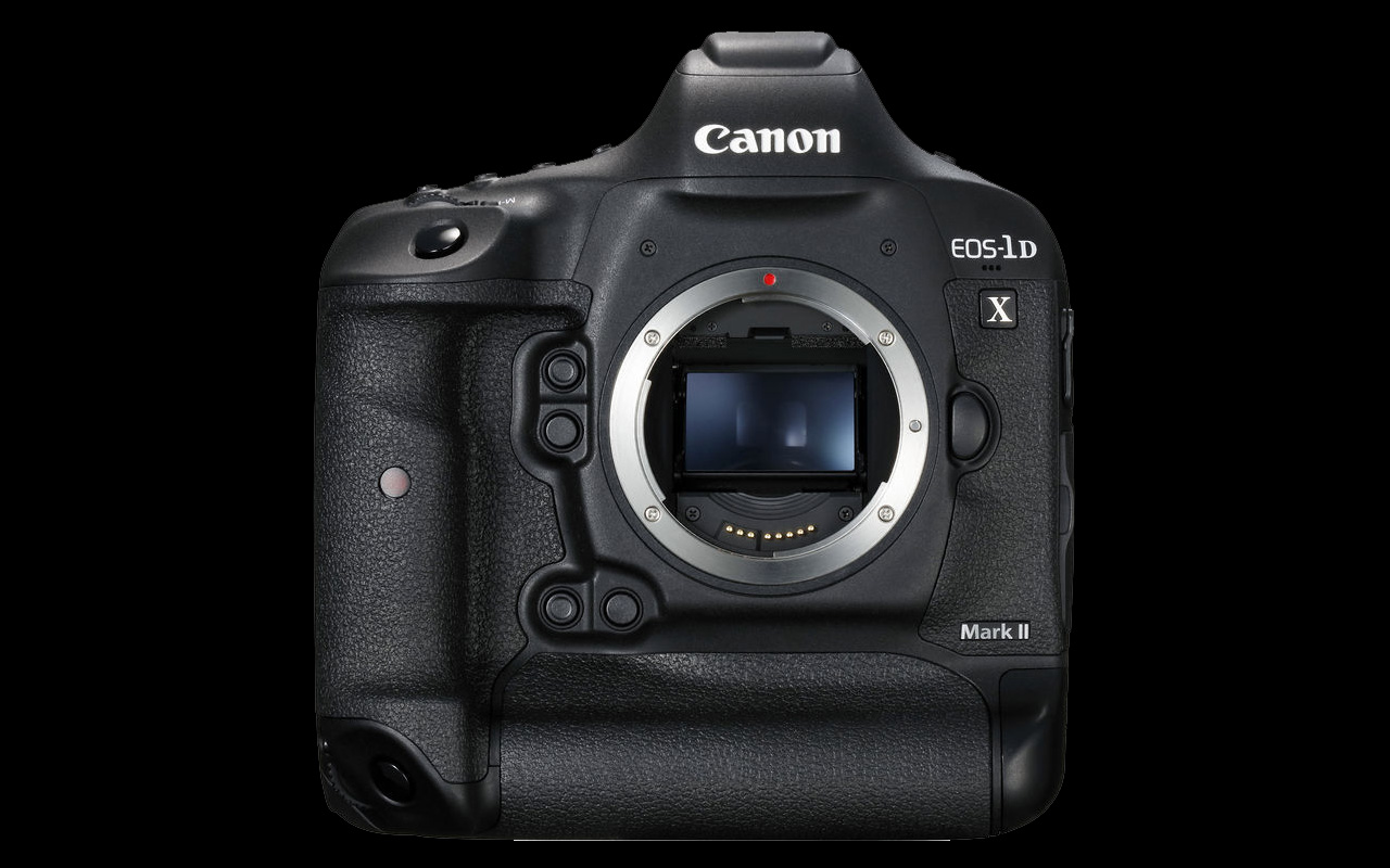 Canon EOS-1D X Mark II press image