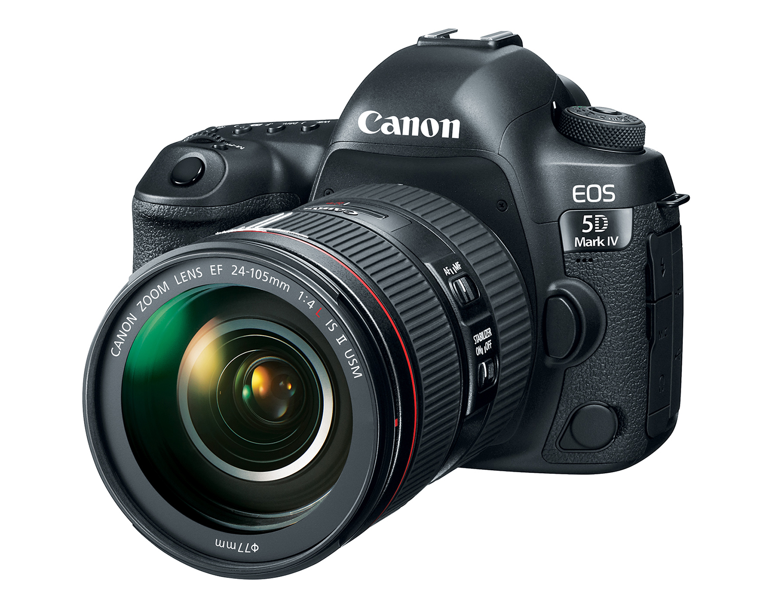 Canon EOS 5D Mark IV press