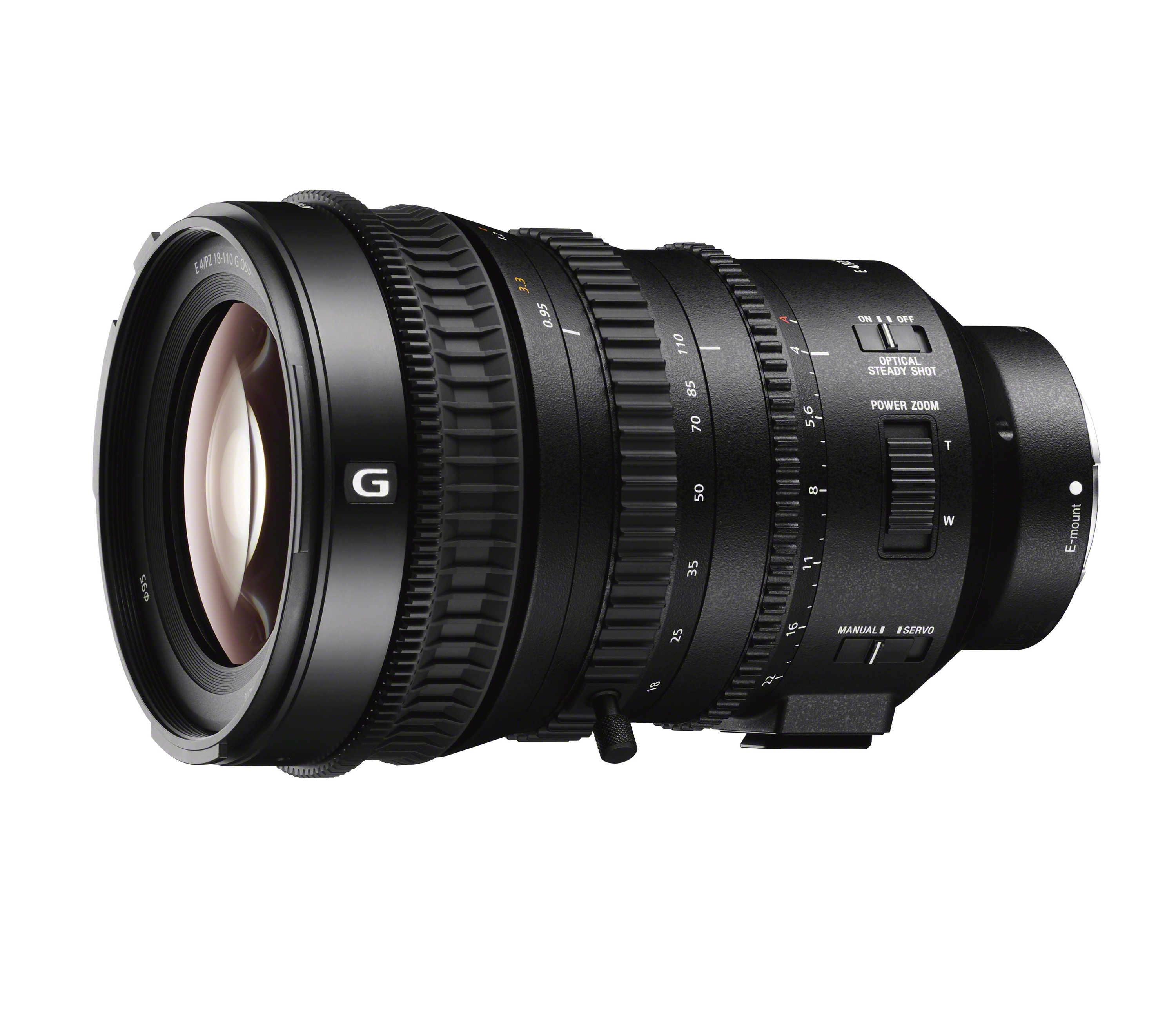Sony E PZ 18-110mm F4 G OSS press 2