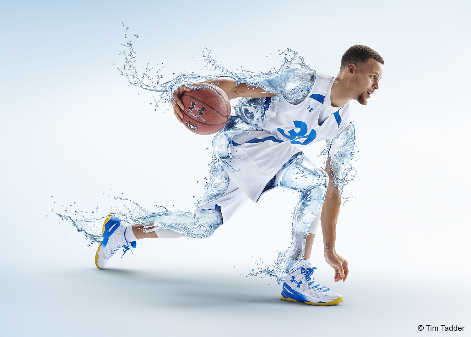 Tim Tadder's Brita Steph Curry Ad