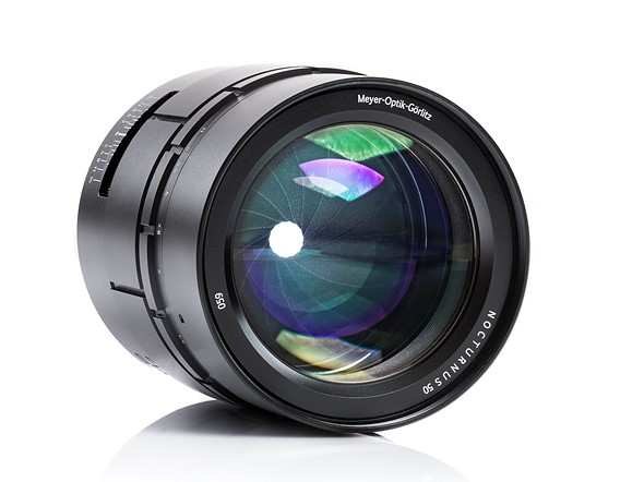 Meyer-Optik Nocturnus 50mm f0.95 II lens