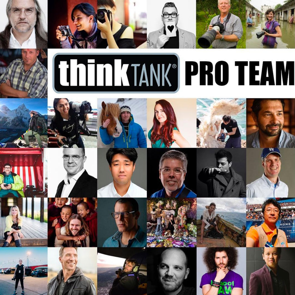 Think Tank Photo Pro Team