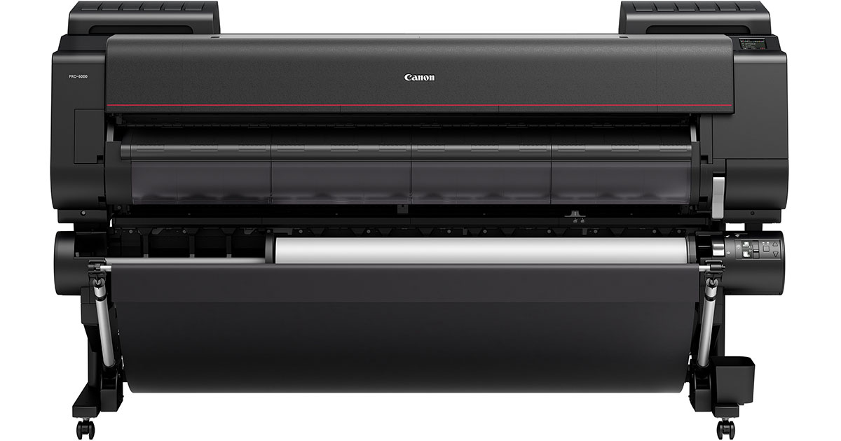 Canon introduces the imagePROGRAF PRO-6000