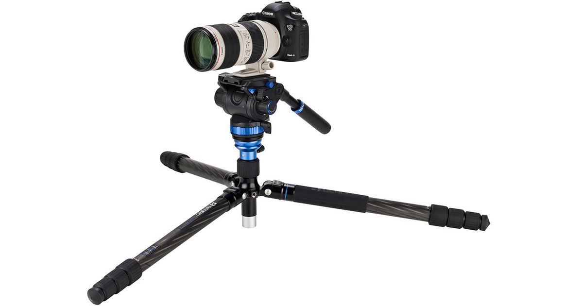 video tripods