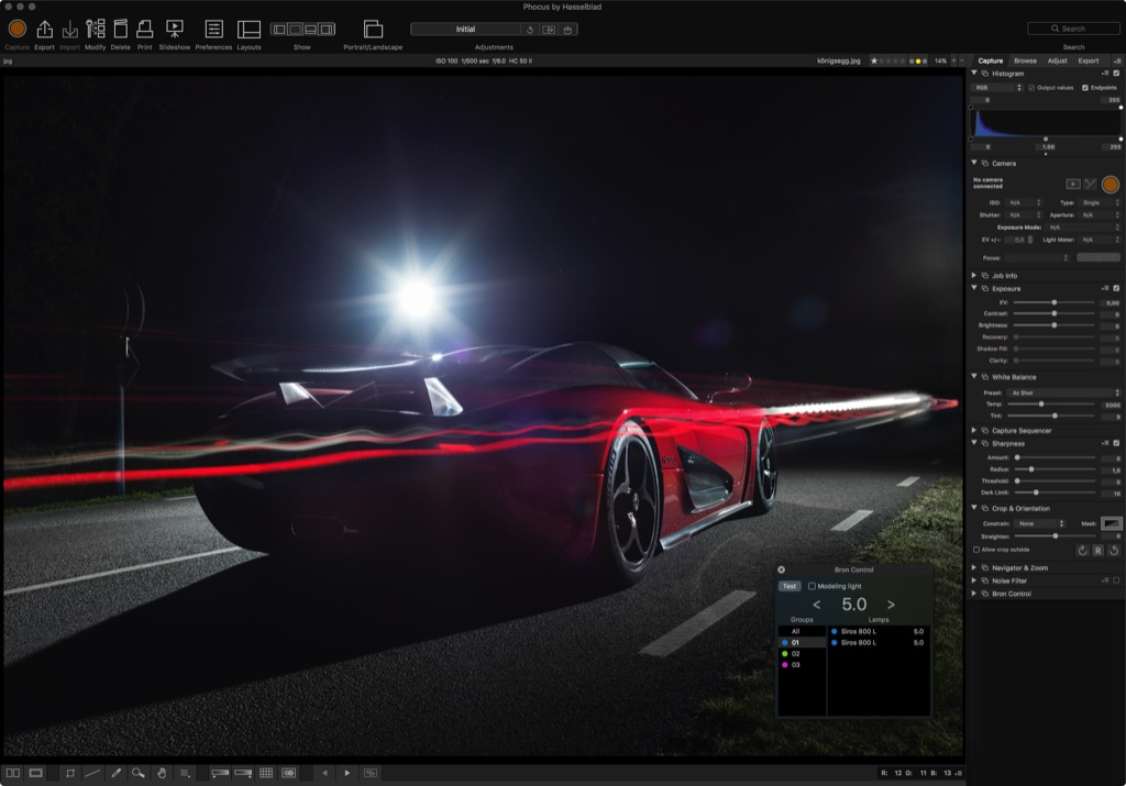 Hasselblad releases phocus 3. 3 digital photo pro.