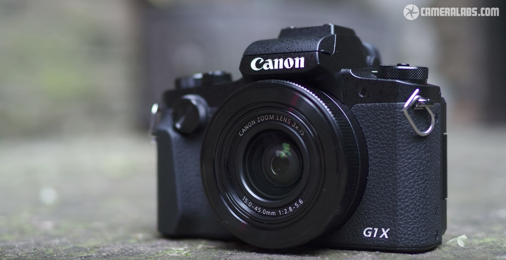 Canon PowerShot G1 X Mark III hands-on review