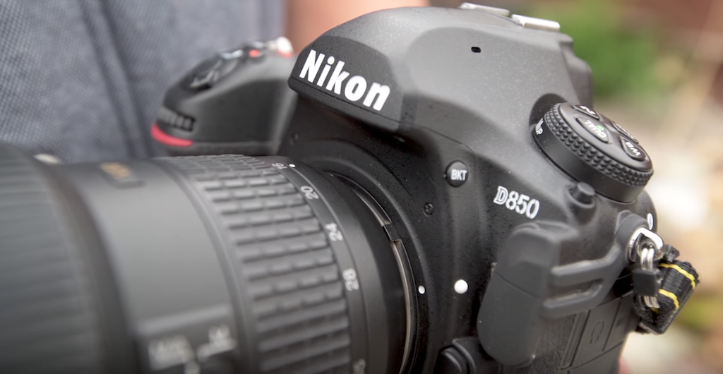 Nikon D850 Hands-On Field Test - Digital Photo Pro