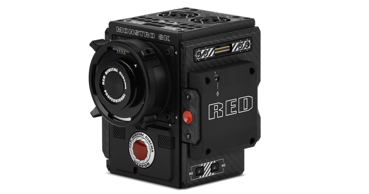RED Weapon cameras