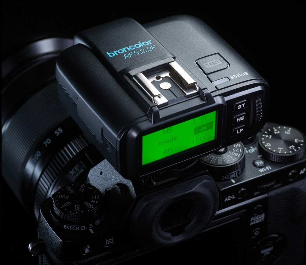 broncolor RFS 2.2, transceivers