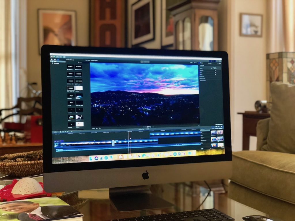Power To Burn: Hands On With The Apple iMac Pro