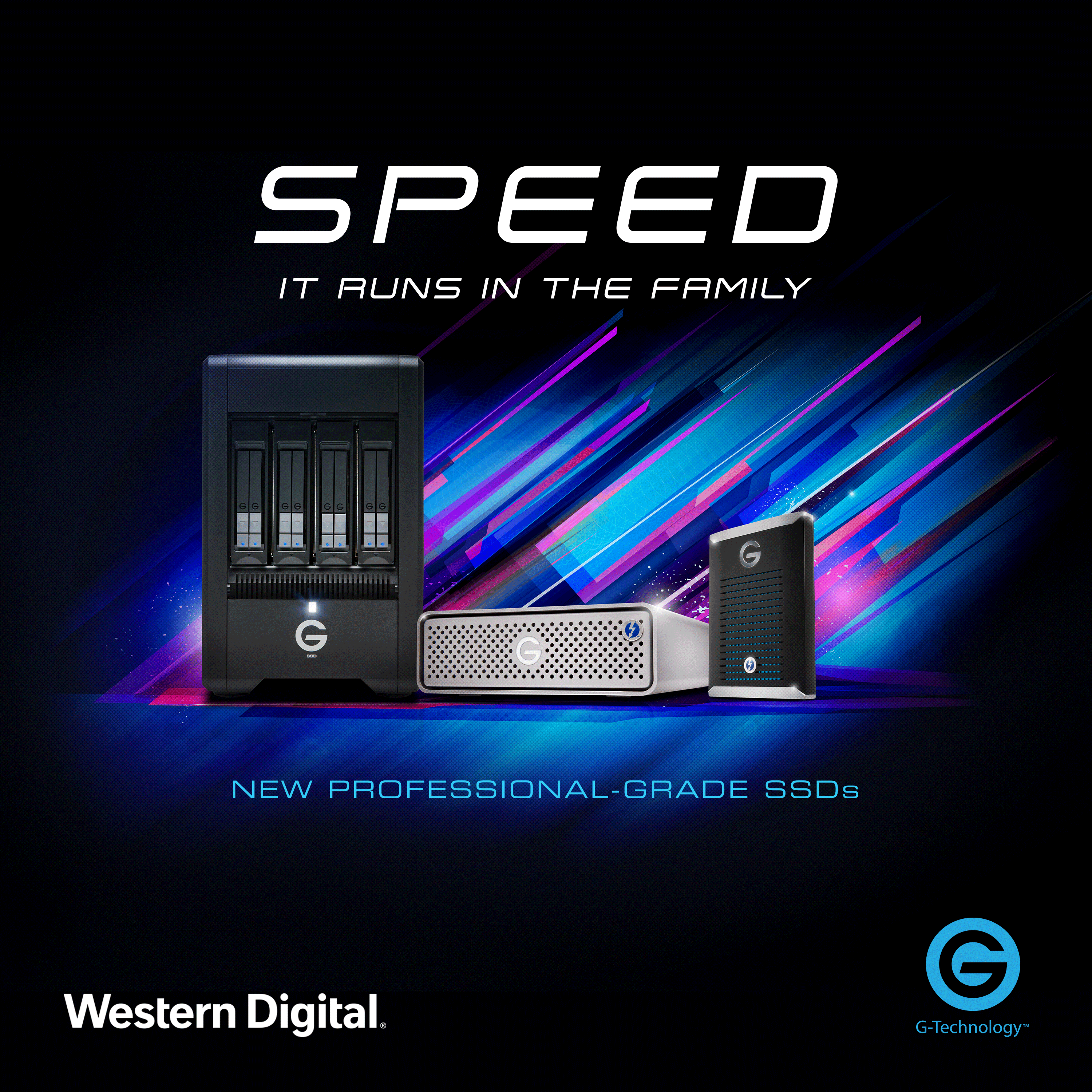 Western Digital Launches New Thunderbolt 3 Ssd Solutions