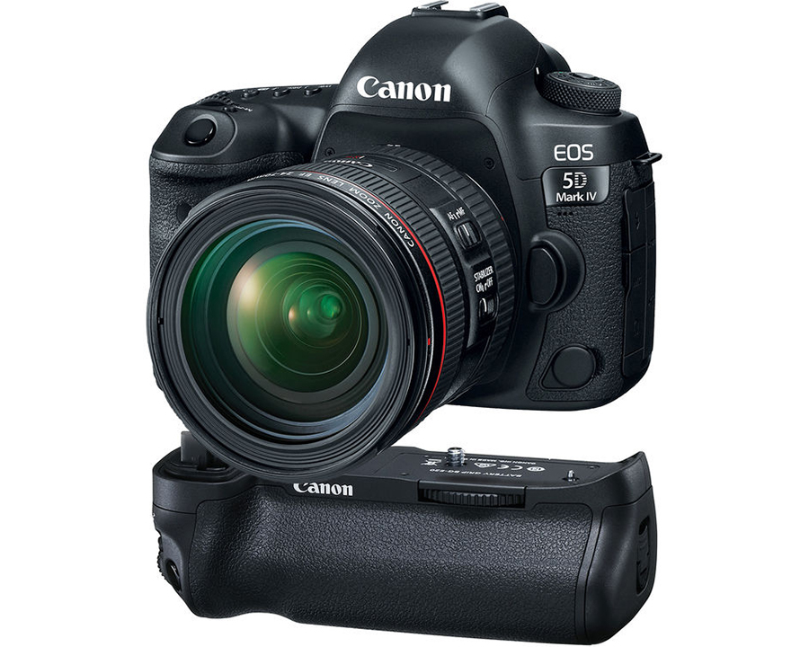 Save Money On Canon 5D Mark IV DSLRs And DSLR Kits With Great Black Friday Deals At B&H