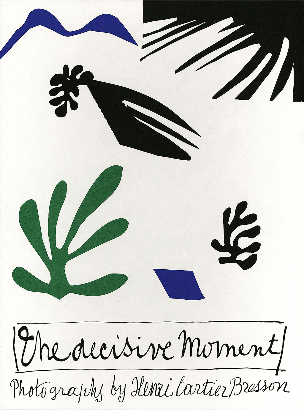 The Decisive Moment by Henri Cartier-Bresson is another wellknown and popular black-and-white art photography book.