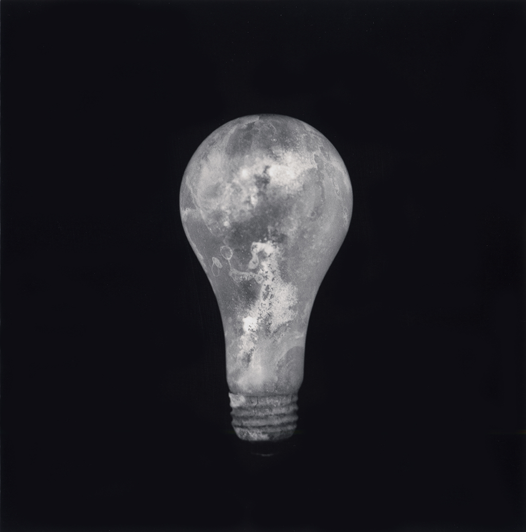 """GE 100 Watt Light Bulb"" from the series Artifacts."