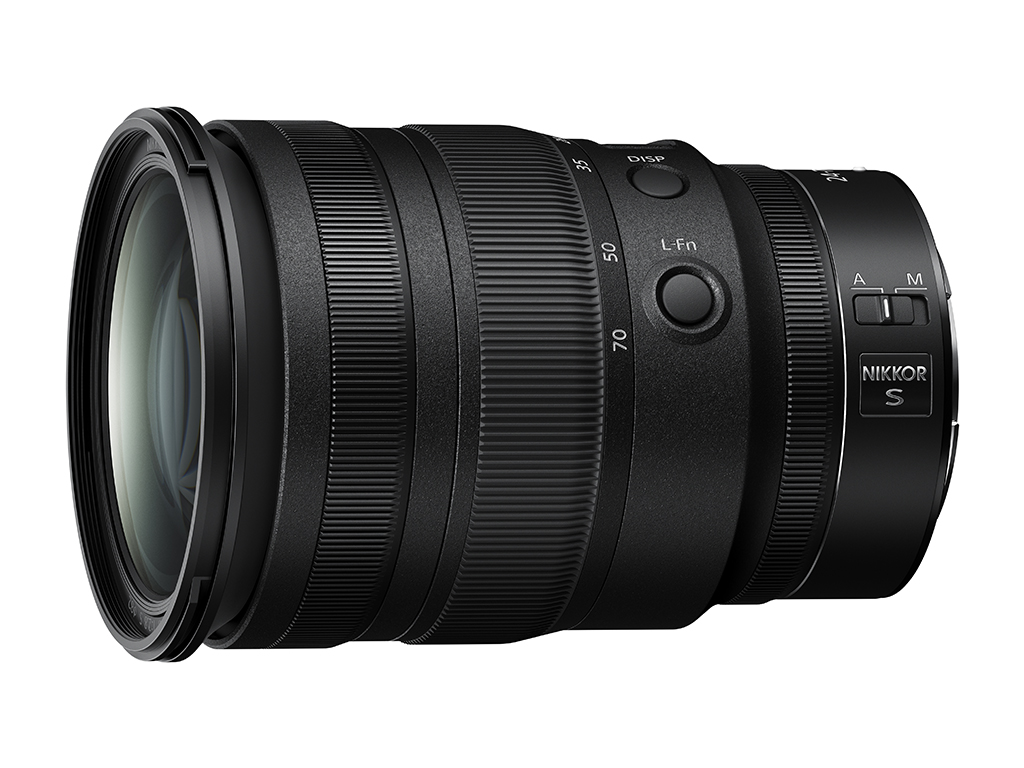 Nikon Unveils New Z 24-70mm f/2 8 S Z-series Lens And