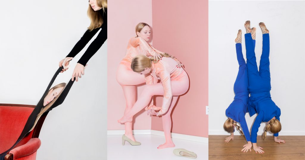Tall Tales, Twins And Truths: The Tangled Self-Portraits of Jess Richmond