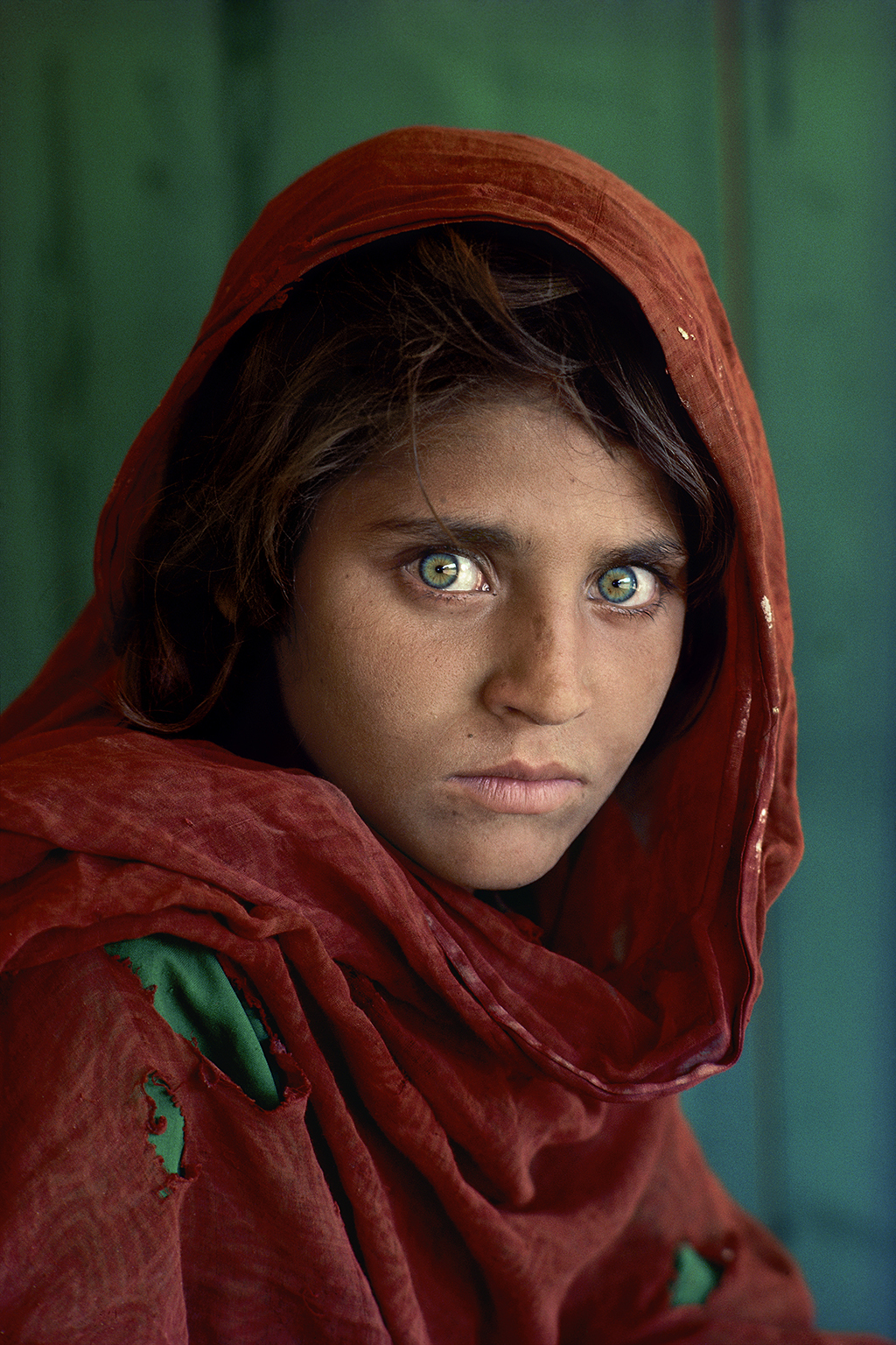 Steve McCurry's most recent book reveals more about the photographer behind the great images