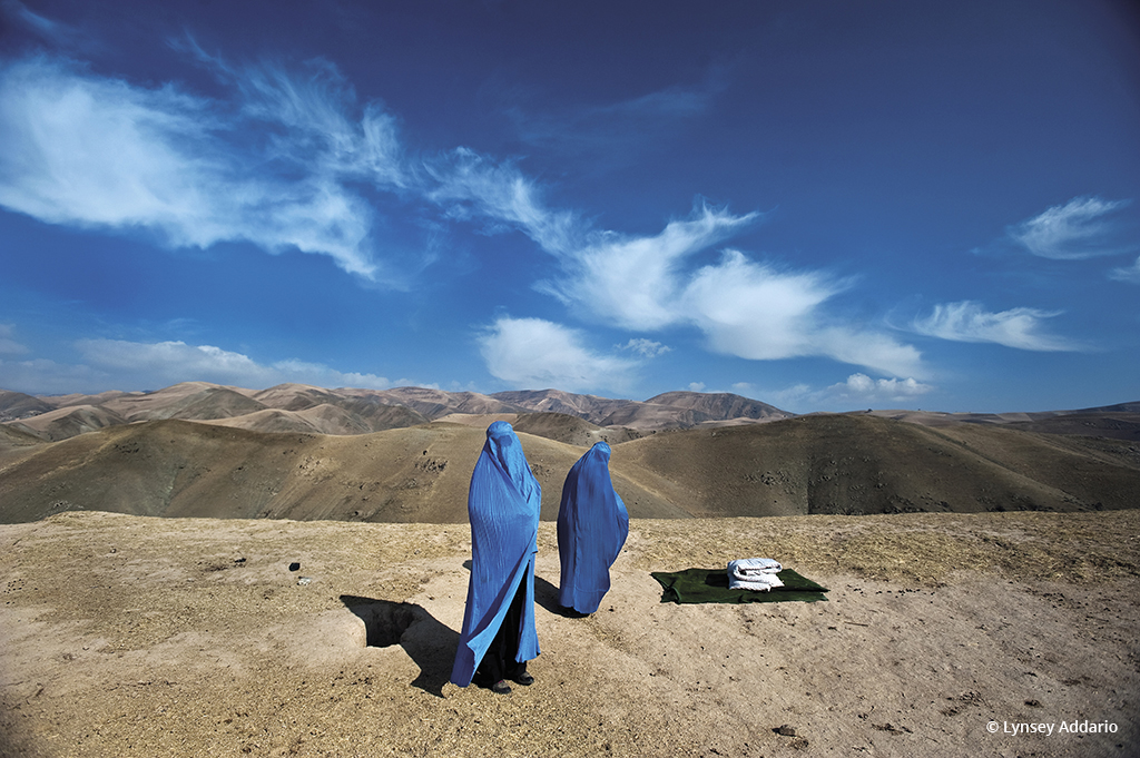 Lynsey Addario: Documenting The Human Condition