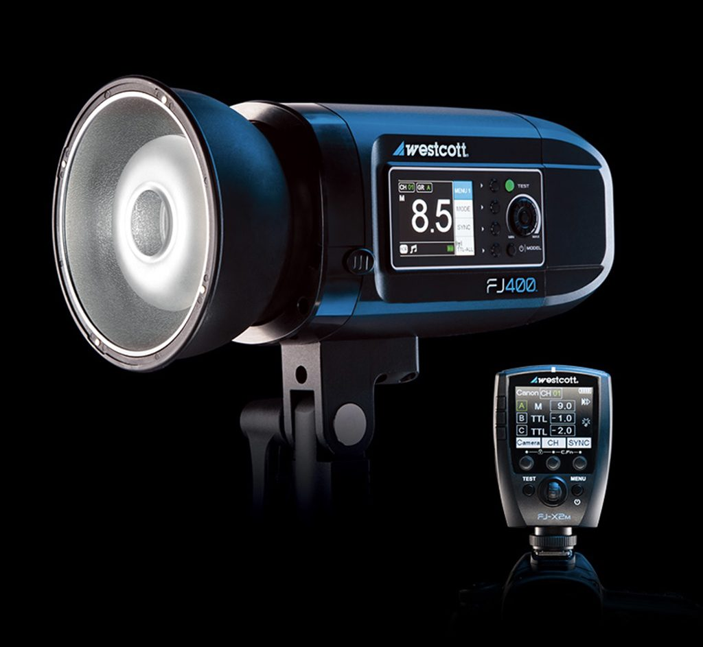 Westcott Introduces FJ400 Strobe 400ws And FJ-X2m Radio Trigger