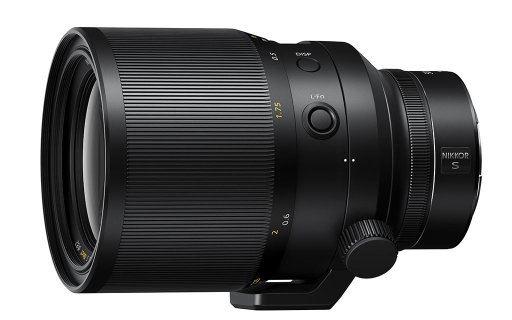 Nikon Announces Unique NIKKOR Z 58mm F/0.95 S Noct Lens And Battery Pack