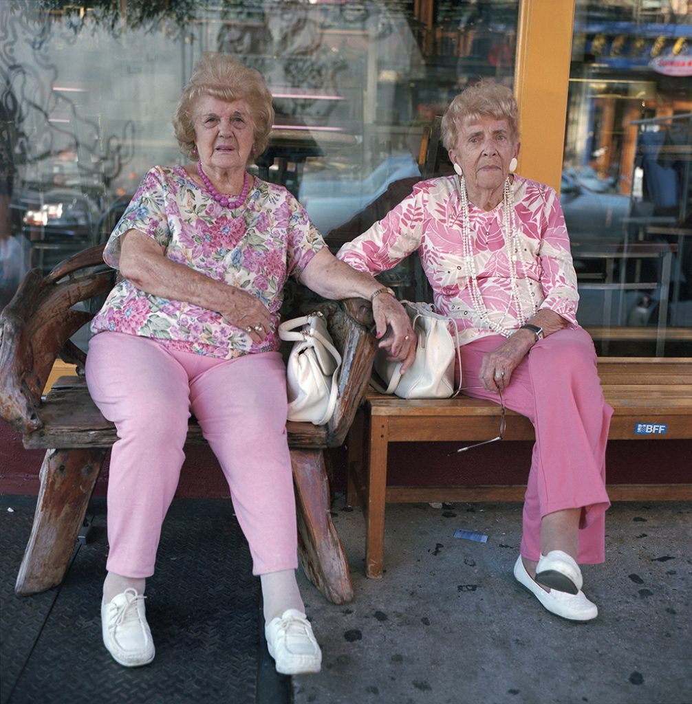 Amy Touchette Captures The Visual Personality Of The Street