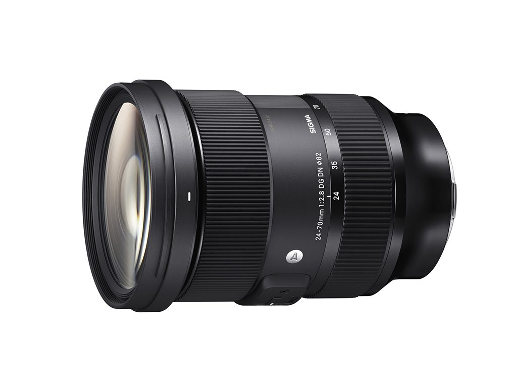 Sigma Introduces 24-70mm F2.8 DG DN Art Lens For Full-Frame Mirrorless Cameras