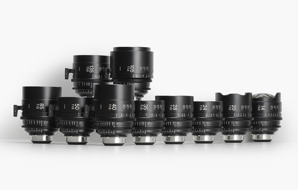 Sigma Sets Pricing And Availability For Two Sets Of Lenses