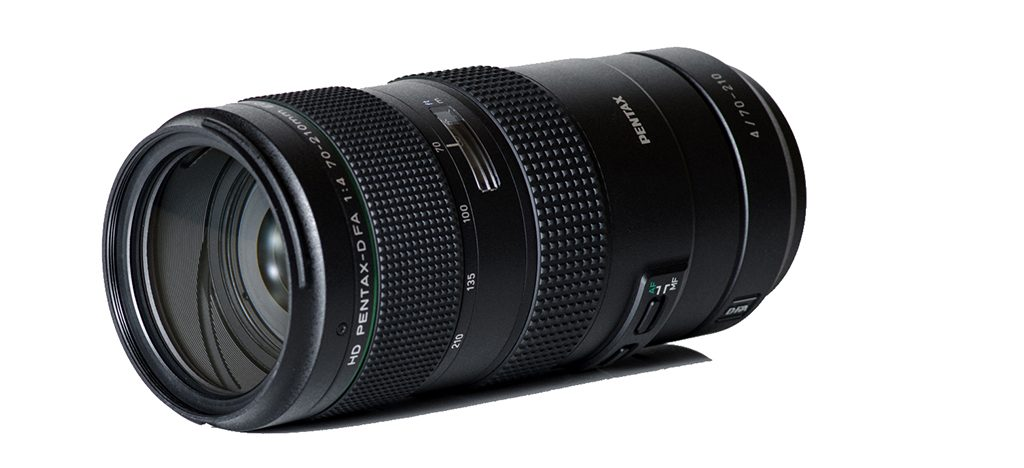 Ricoh Adds New Telephoto Zoom For Full-Frame DSLRs