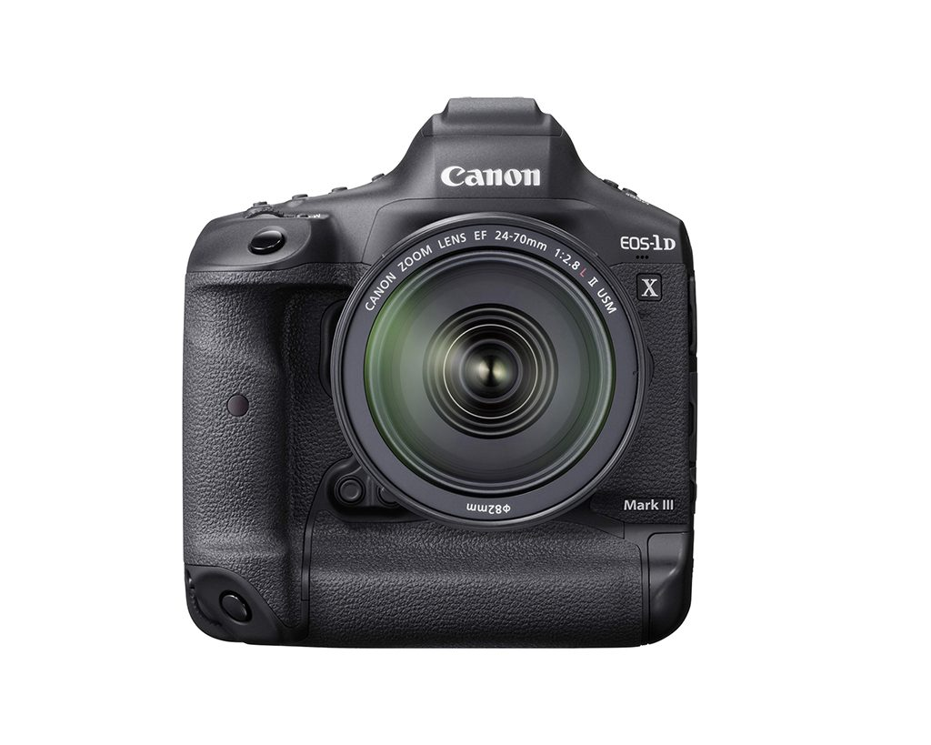 Canon Officially Announces 20.1-Megapixel EOS-1D X Mark III DSLR