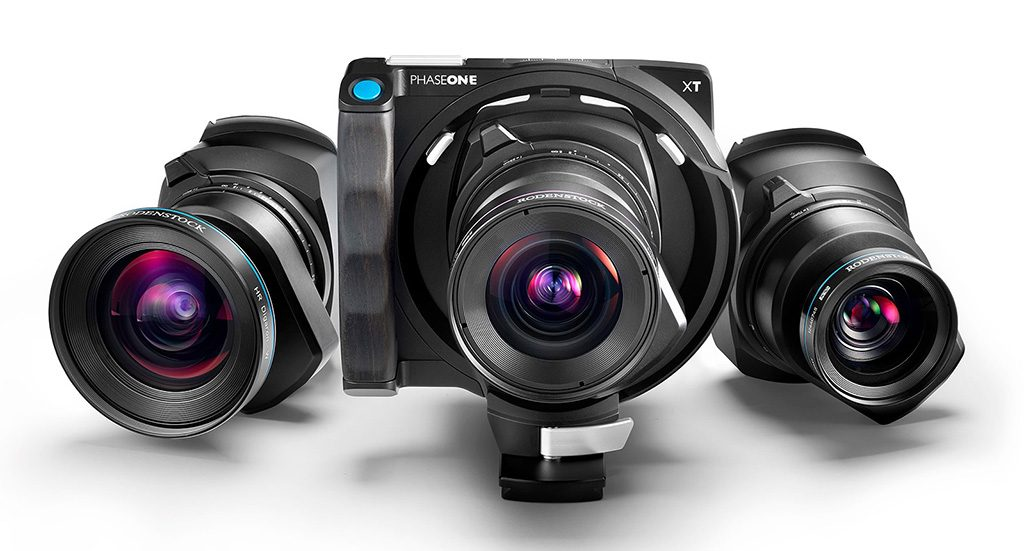 Pro Digital Camera Bodies
