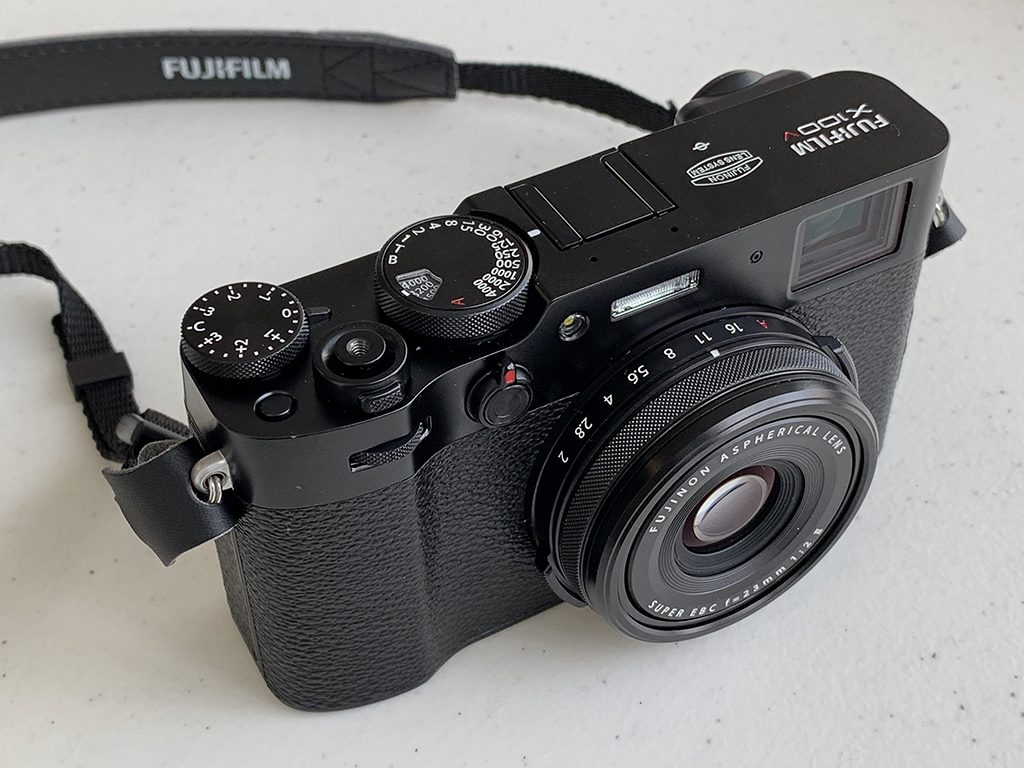 Fujifilm Announces New Compact X100V Advanced Point-And-Shoot