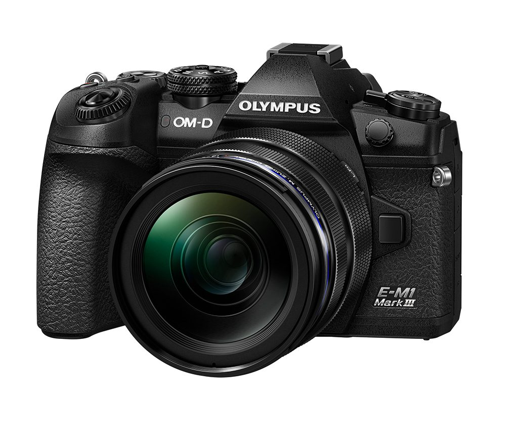 Olympus Adds Second Mirrorless Flagship Camera: OM-D E-M1 Mark III