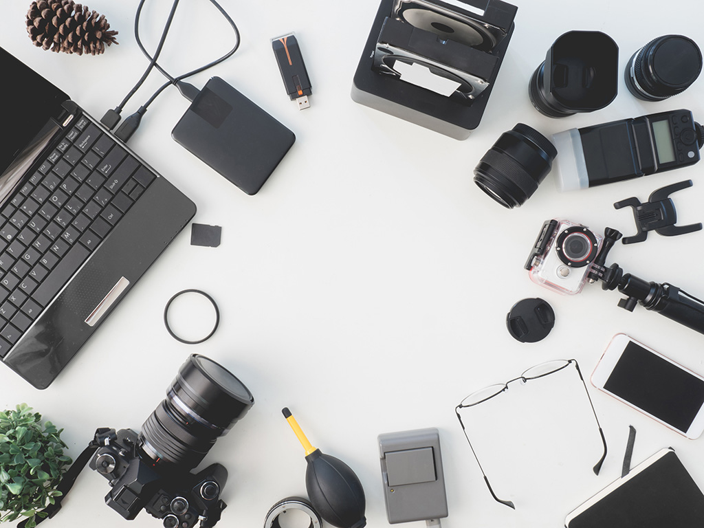 Backup And Storage Systems For Photographers