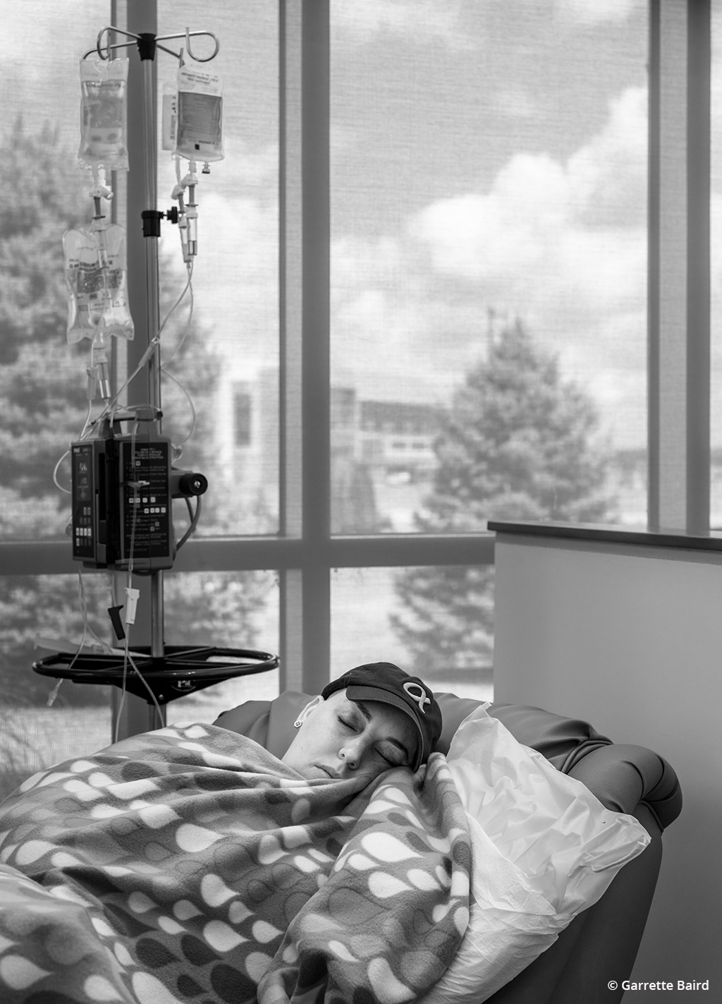 Documenting A Battle With Breast Cancer