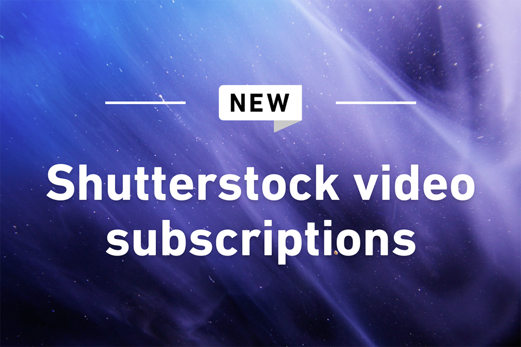 Shutterstock Announces Subscription Plans For Stock Video Footage