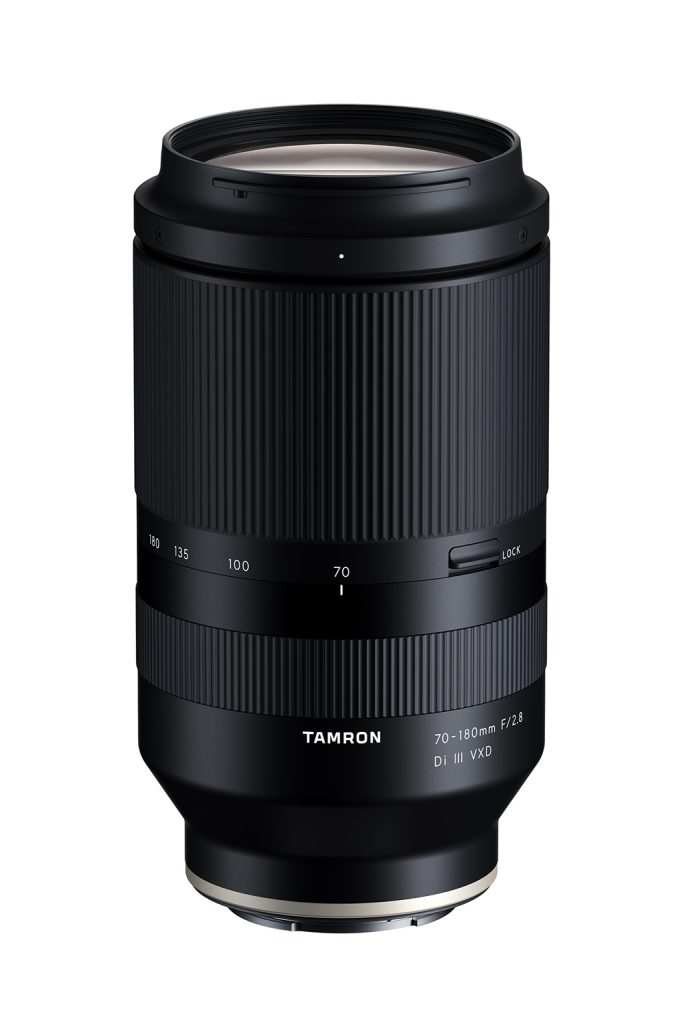 Tamron Announces 70-180mm F/2.8 Zoom For Sony Full-Frames