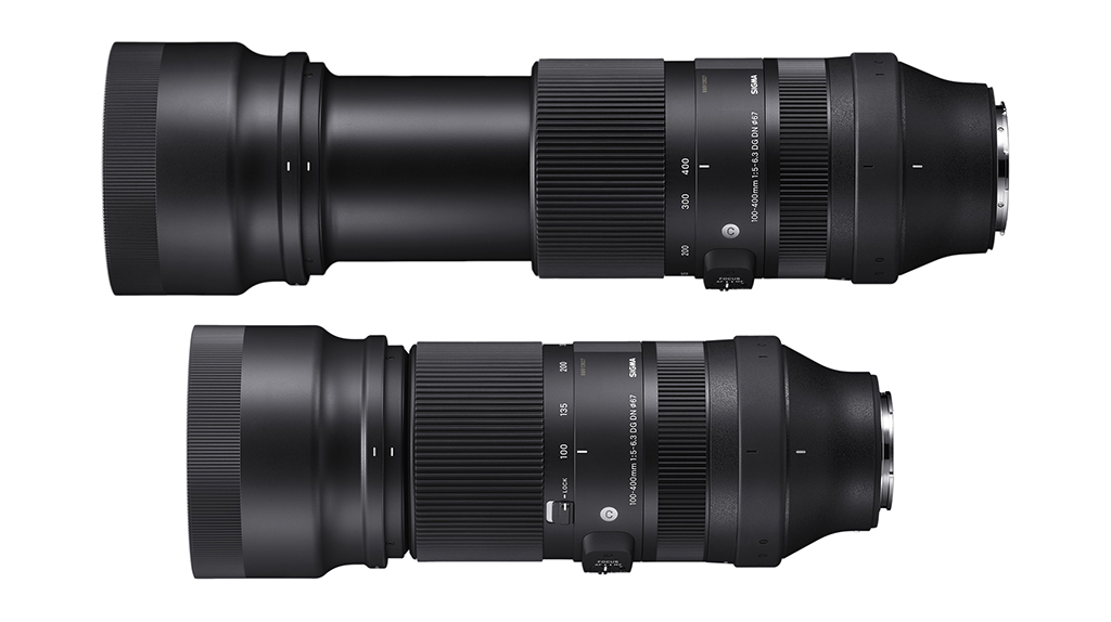 Sigma Introduces F5-6.3 100-400mm Telephoto Zoom, Teleconverters And More