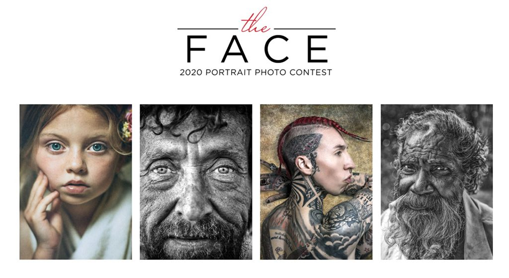 A Gallery Of Finalists For Digital Photo Pro's The Face Contest