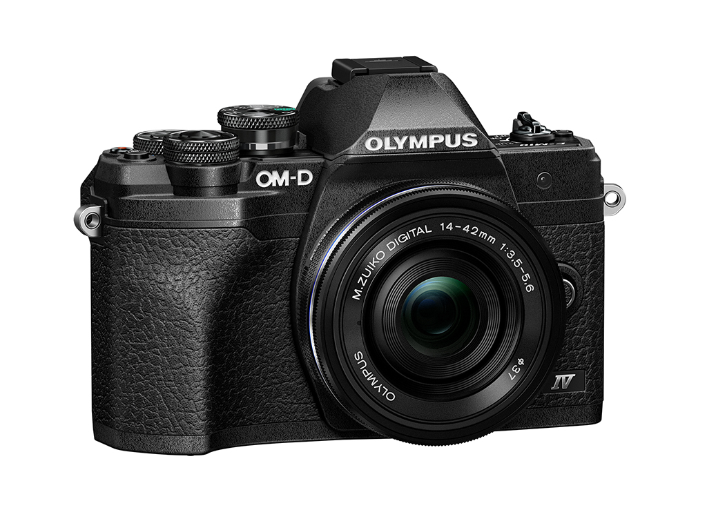 Olympus Introduces OM-D E-M10 Mark IV & 100-400mm Zoom Lens 1