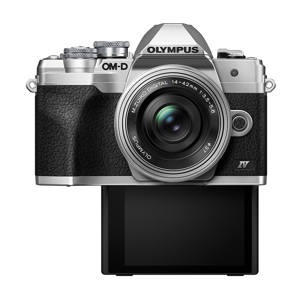 Olympus Introduces OM-D E-M10 Mark IV & 100-400mm Zoom Lens 2