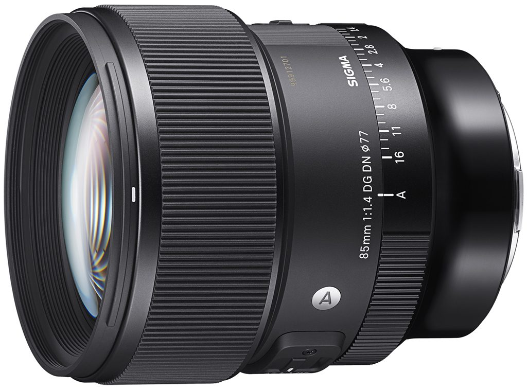 Sigma Announces 85mm F1.4 DG DN Prime Portrait Lens