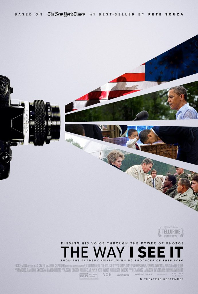 New Documentary Will Focus On Former White House Photographer Pete Souza