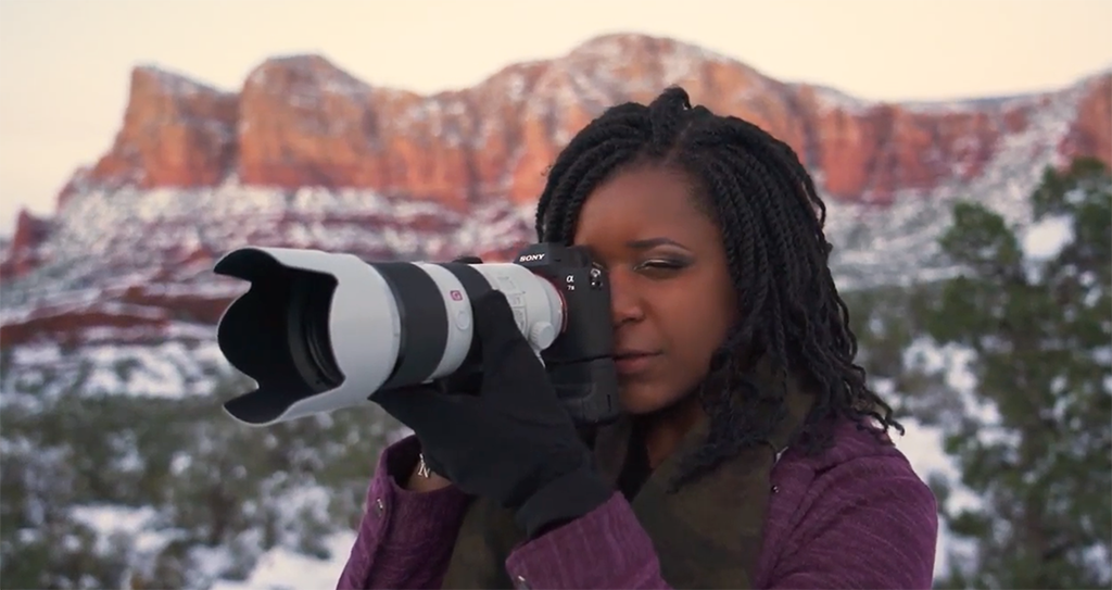 Sony Expands 'Alpha Female+' Photography Grant Program
