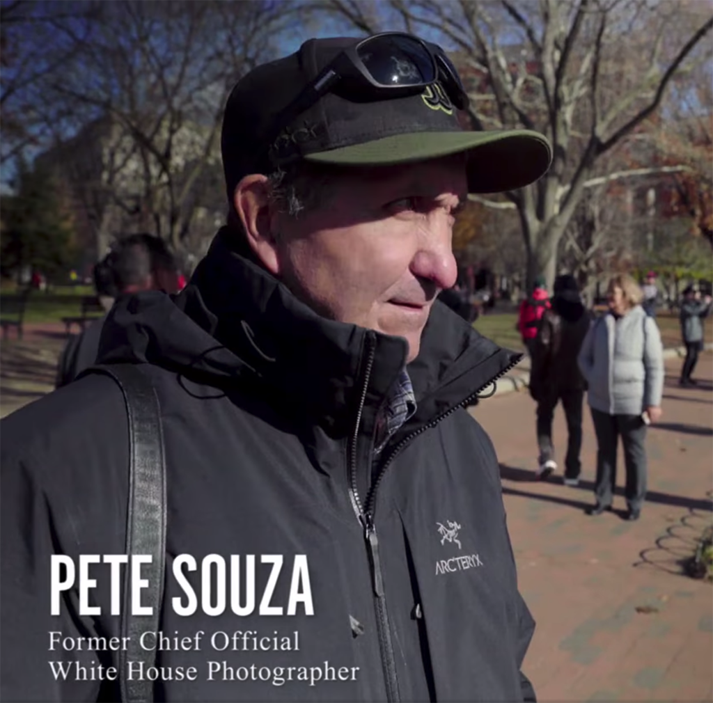 New Documentary Will Focus On Former White House Photographer Pete Souza 1