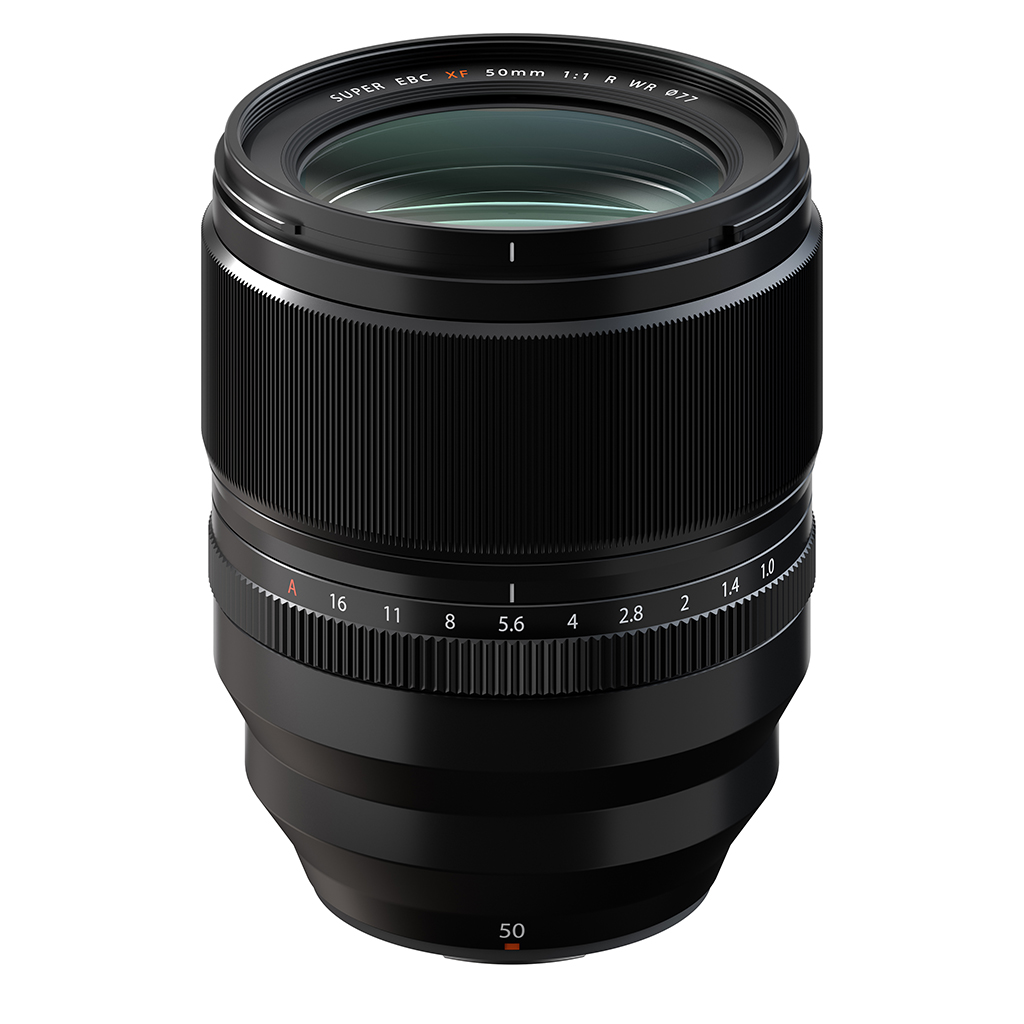 Fujifilm's Fastest Interchangeable Lens: The New Fujinon XF50mm F1.0