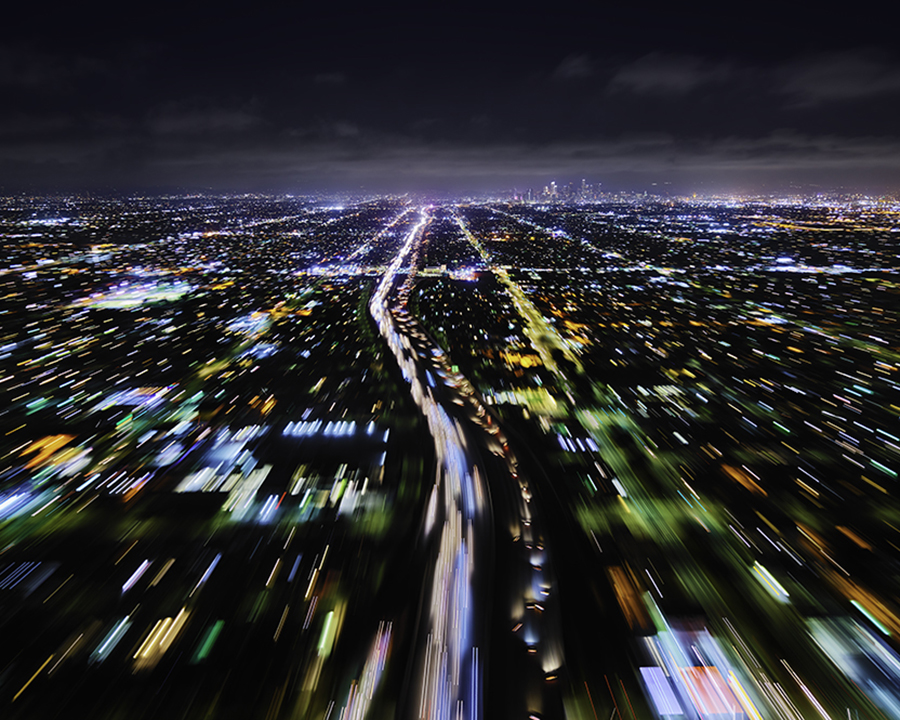The Magic Of The City In Motion