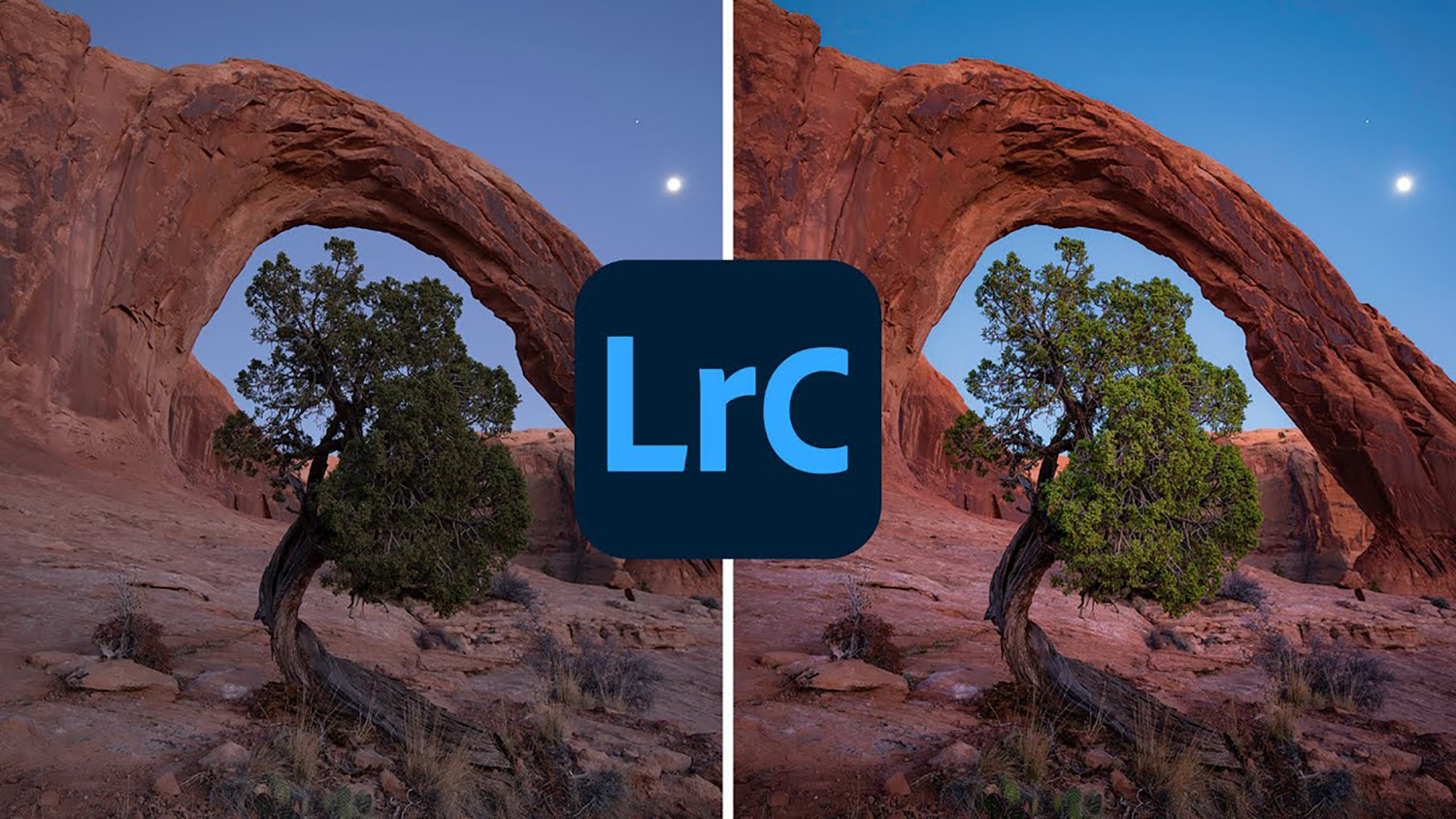 Screenshot for range masks in LIghtroom