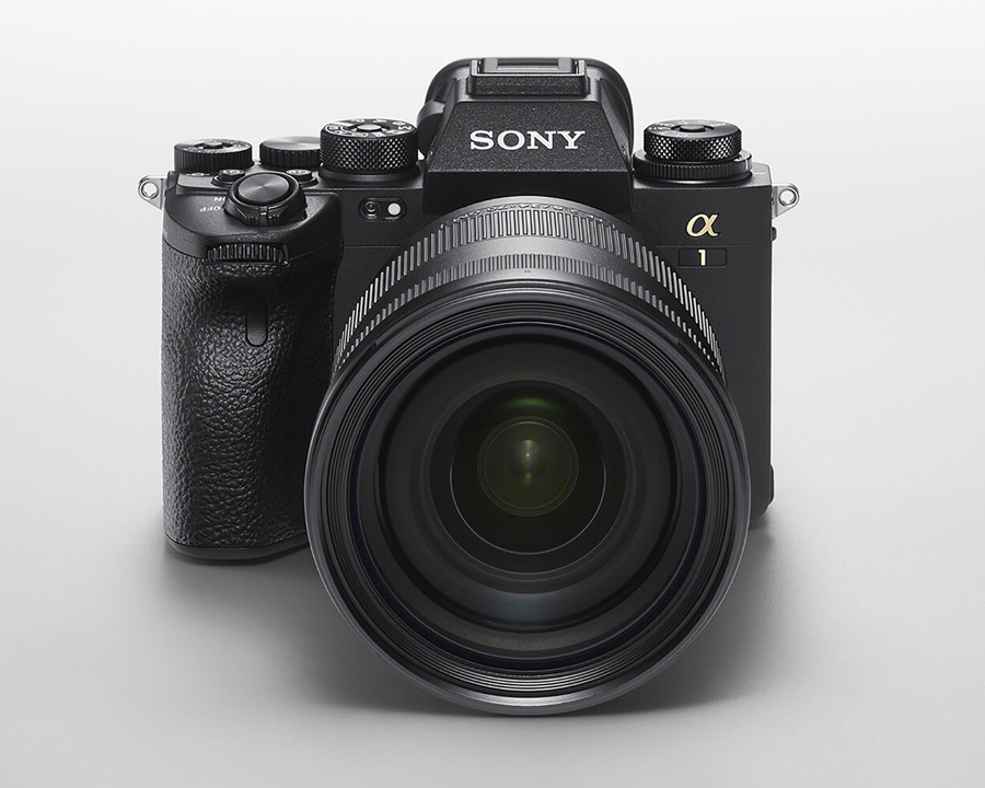Sony Unveils 50MP Alpha 1 Flagship Camera