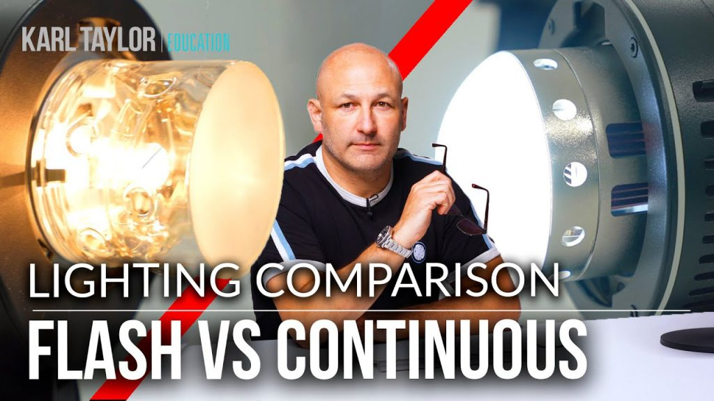 LED Continuous Lights vs Strobe Flashes: Which Is Better for Studio Photography?