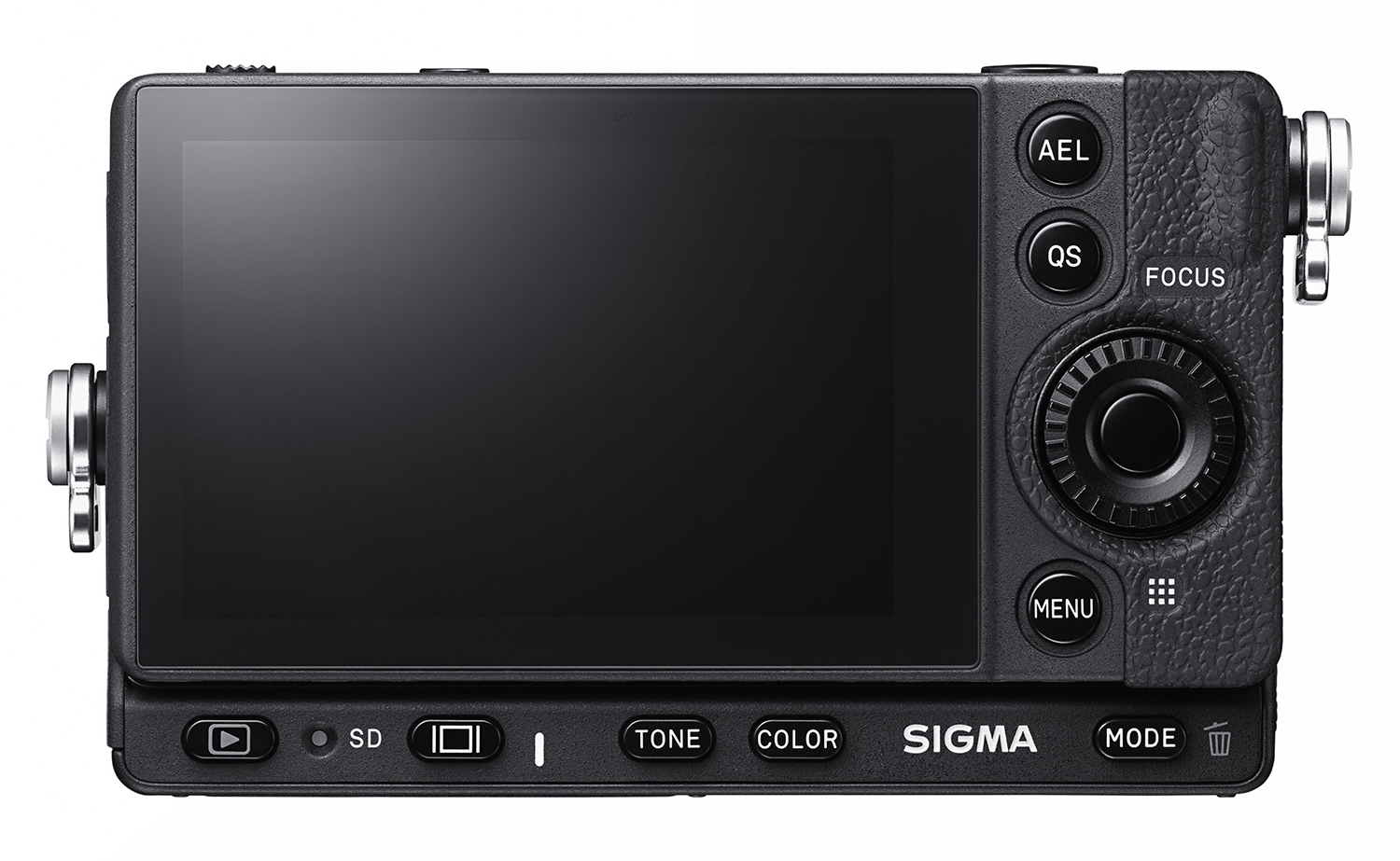 Photo of back of Sigma fp L